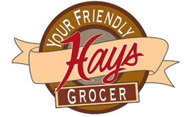 Your Friendly Hays Grocer